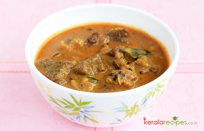 Kerala Beef Curry
