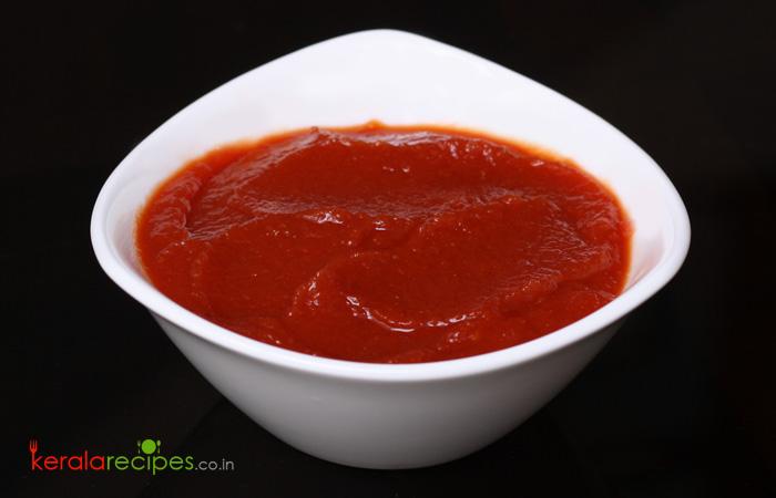 Tomato Ketchup (Tomato Sauce)